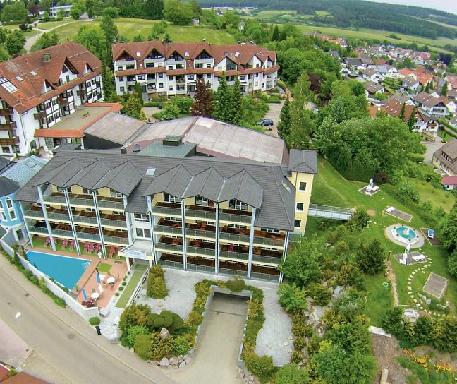 Hotel Bio-Vital- & Wellnesshotel Albblick, Deutschland, Schwarzwald, Waldachtal, Bild 1