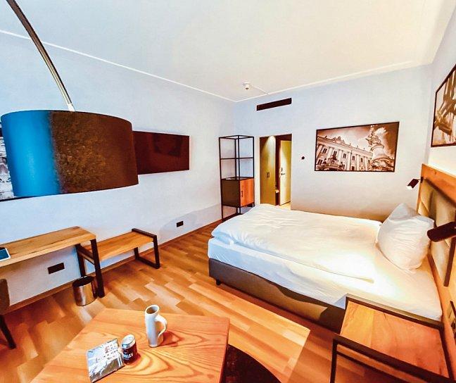 MK Hotel Passau, Deutschland, Bayern, Passau, Bild 1