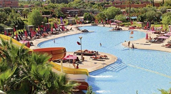 Hotel Kenzi Club Agdal Medina, Marokko, Marrakesch, Bild 1