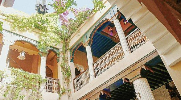 Hotel Riad Armelle, Marokko, Marrakesch, Bild 1