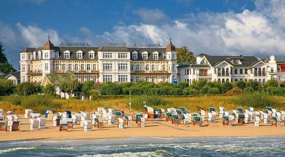 Hotel Seetelhotel Ahlbecker Hof, Deutschland, Insel Usedom, Ahlbeck, Bild 1