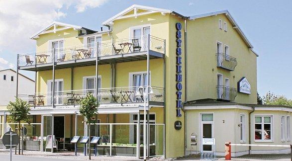 Hotel COOEE Ostseehotel Baabe Family & SPA, Deutschland, Insel Rügen, Ostseebad Baabe, Bild 1