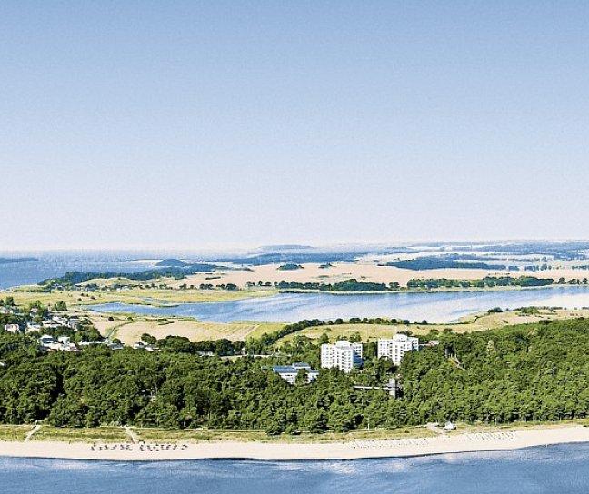 Cliff Hotel Rügen, Deutschland, Insel Rügen, Ostseebad Sellin, Bild 1