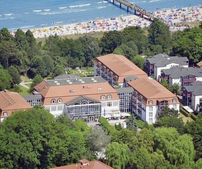 Hotel Seehotel Großherzog von Mecklenburg, Deutschland, Ostseeküste, Ostseebad Boltenhagen, Bild 1