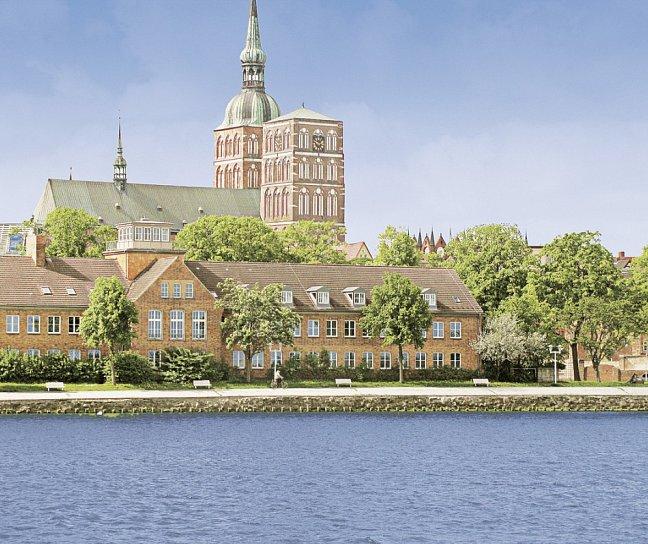 Hotel Hafenresidenz Stralsund, Deutschland, Ostseeküste, Stralsund, Bild 1