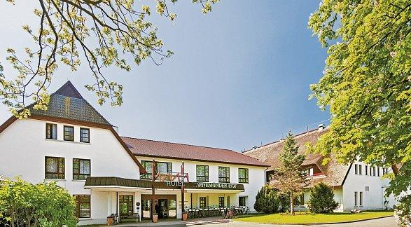 Hotel Ringhotel Warnemünder Hof, Deutschland, Ostseeküste, Warnemünde, Bild 1