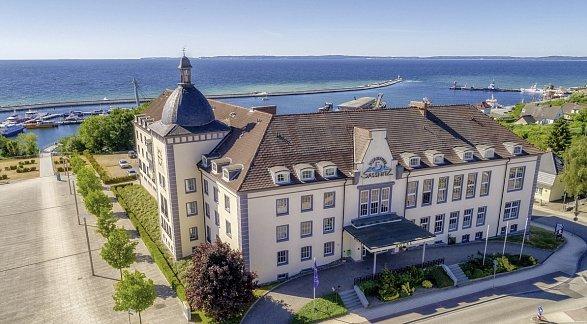 Hotel Kurhotel Sassnitz, Deutschland, Insel Rügen, Sassnitz, Bild 1