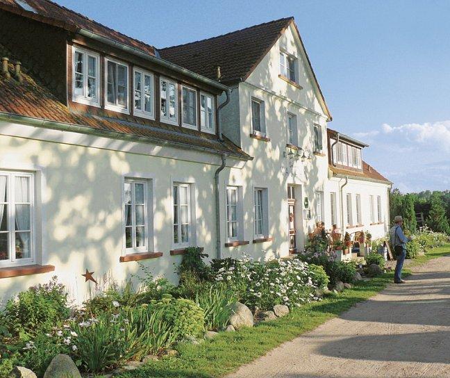 Hotel Gutshaus Kajahn, Deutschland, Insel Rügen, Gustow, Bild 1