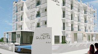Hotel Giulietta, Italien, Adria, Riccione