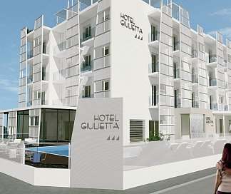 Hotel Giulietta, Italien, Adria, Riccione, Bild 1