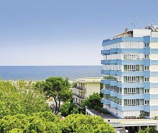 Hotel Cristallo, Italien, Adria, Riccione, Bild 1