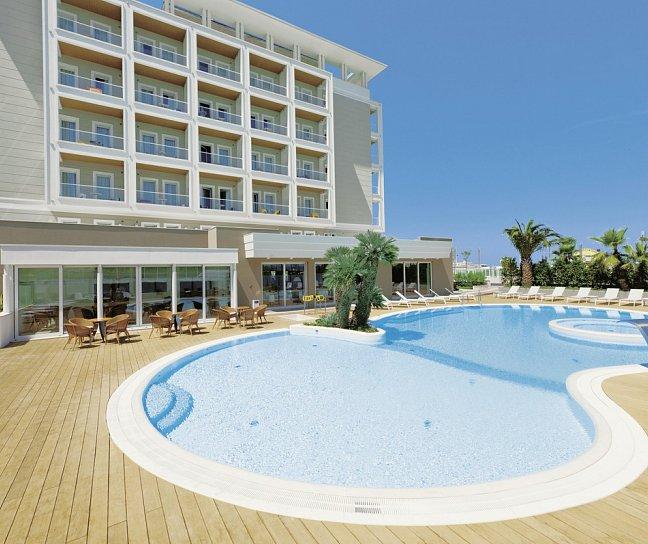 Hotel Ambasciatori, Italien, Adria, Riccione, Bild 1