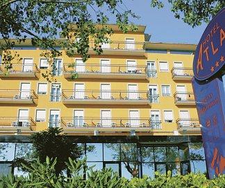 Hotel Atlas, Italien, Adria, Rimini, Bild 1