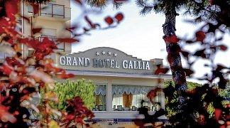 Grand Hotel Gallia, Italien, Adria, Milano Marittima