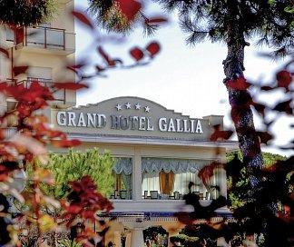 Grand Hotel Gallia, Italien, Adria, Milano Marittima, Bild 1