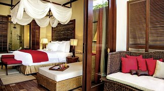 Hotel The H Resort Beau Vallon Beach, Seychellen, Insel Mahé: Beau Vallon