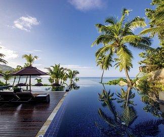 Hotel Banyan Tree Seychelles, Seychellen, Insel Mahé: Anse Intendance, Bild 1