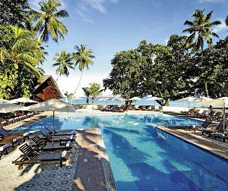 Hotel Berjaya Beau Vallon Bay Resort & Casino, Seychellen, Insel Mahé: Beau Vallon, Bild 1