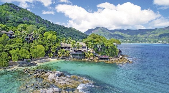 Hotel Hilton Seychelles Northolme Resort & Spa, Seychellen, Insel Mahé: Beau Vallon, Bild 1