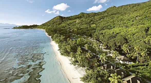 Hotel Hilton Seychelles Labriz Resort & Spa, Seychellen, Silhouette Island, Bild 1