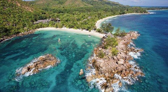 Hotel Constance Lemuria, Seychellen, Insel Praslin: Anse Kerlan, Bild 1