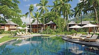 Hotel Constance Ephelia Seychelles, Seychellen, Insel Mahé: Port Launay