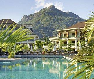 Hotel Savoy Resort & Spa, Seychellen, Insel Mahé: Beau Vallon, Bild 1