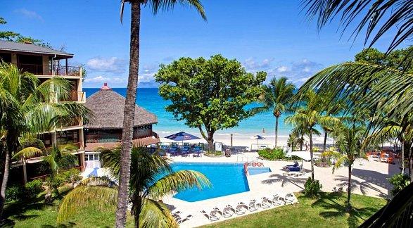 Coral Strand Hotel, Seychellen, Insel Mahé: Beau Vallon, Bild 1