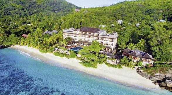 DoubleTree Resort & Spa by Hilton Hotel Seychelles - Allamanda, Seychellen, Insel Mahé: Anse Forbans, Bild 1