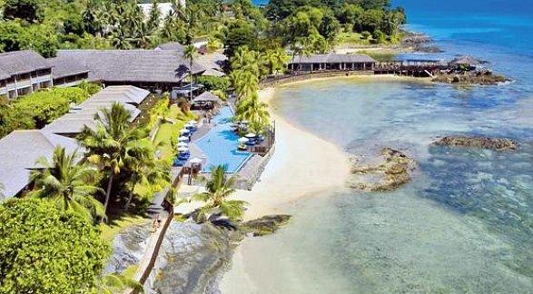 Hotel Le Méridien Fisherman's Cove, Seychellen, Insel Mahé: Beau Vallon, Bild 1