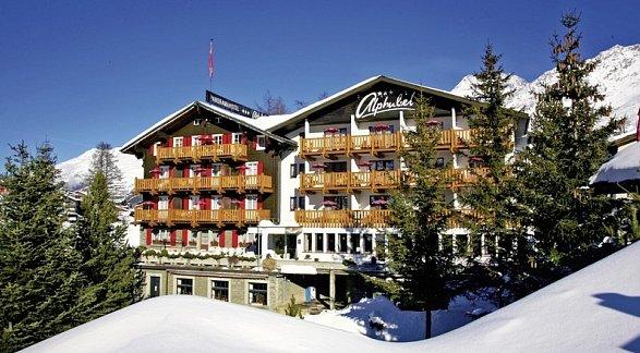 Swiss Family Hotel Alphubel, Schweiz, Wallis, Saas-Fee, Bild 1