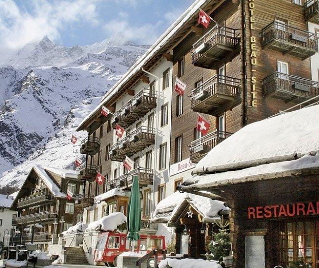 Sunstar Hotel Saas-Fee, Schweiz, Wallis, Saas-Fee, Bild 1
