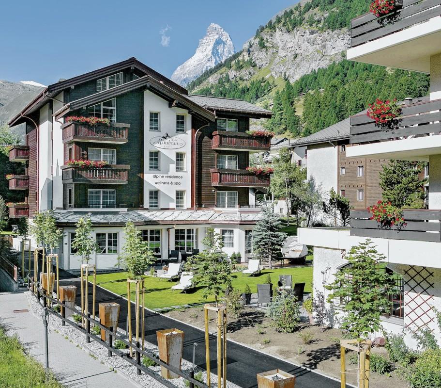 Hotel Mirabeau, Schweiz, Walliser Alpen, Zermatt