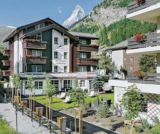 Hotel Mirabeau, Schweiz, Walliser Alpen, Zermatt, Bild 1