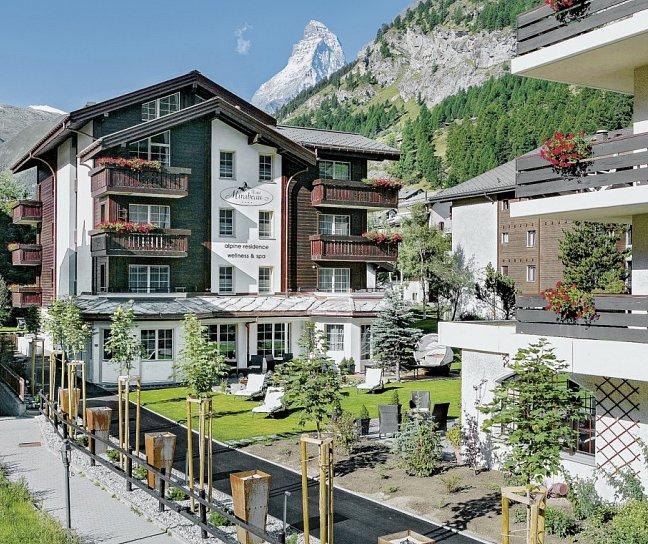 Le Mirabeau Hotel & Spa, Schweiz, Wallis, Zermatt, Bild 1