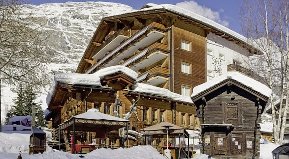 Sunstar Hotel Zermatt, Schweiz, Wallis, Zermatt, Bild 1