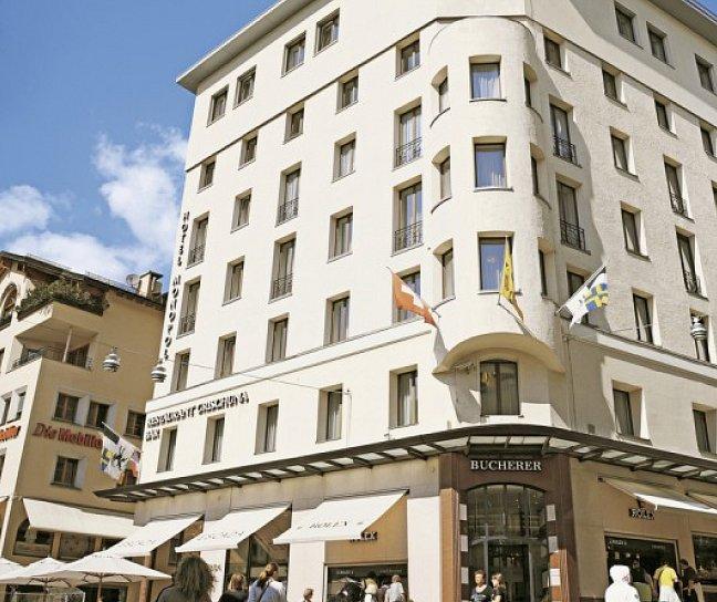 Art Boutique Hotel Monopol, Schweiz, Graubünden, St. Moritz, Bild 1