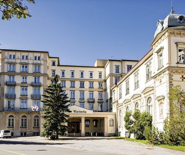 Hotel Reine Victoria by Laudinella, Schweiz, Graubünden, St. Moritz, Bild 1