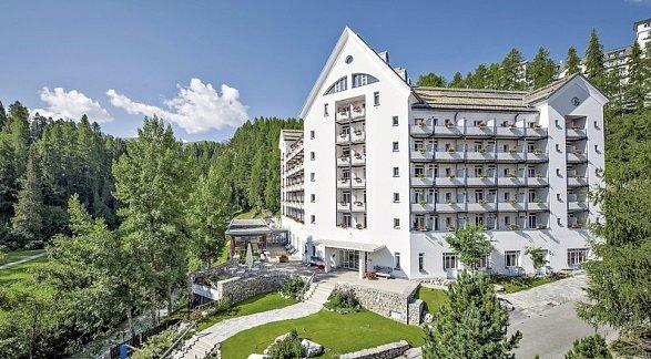 Hotel Arenas Resort Schweizerhof, Schweiz, Graubünden, Sils-Maria, Bild 1