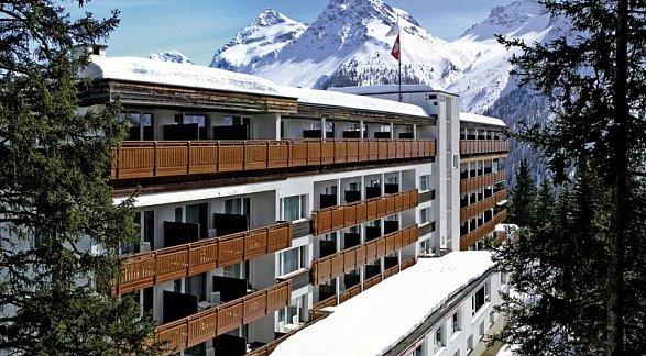 Sunstar Hotel Arosa, Schweiz, Graubünden, Arosa, Bild 1