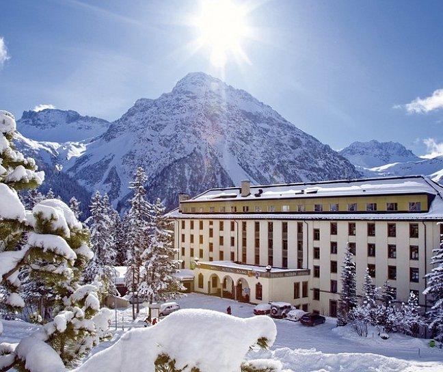 Hotel Arenas Resort Altein, Schweiz, Graubünden, Arosa, Bild 1