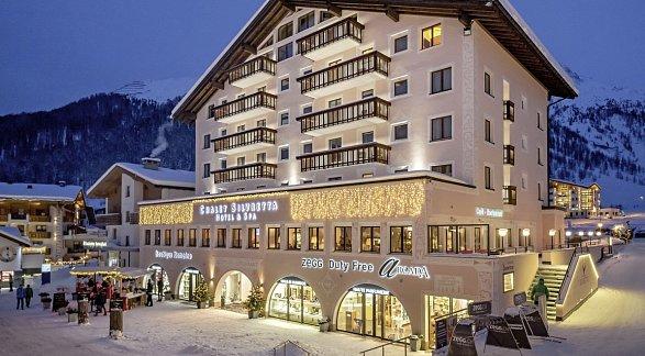Chalet Silvretta Hotel & Spa, Schweiz, Graubünden, Samnaun, Bild 1