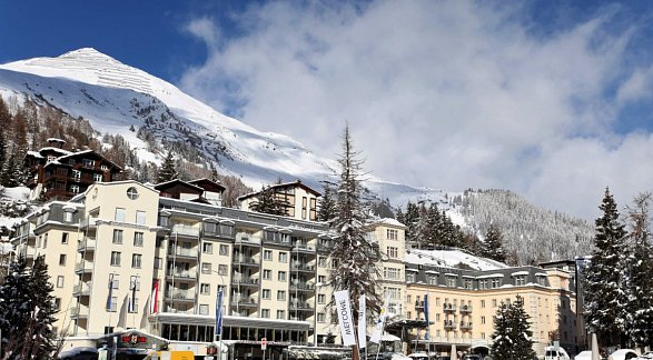 Hotel Seehof Davos, Schweiz, Graubünden, Davos, Bild 1