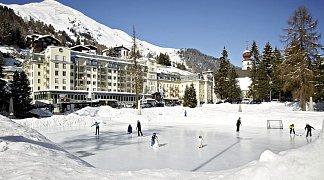 Hotel Seehof Davos, Schweiz, Graubünden, Davos