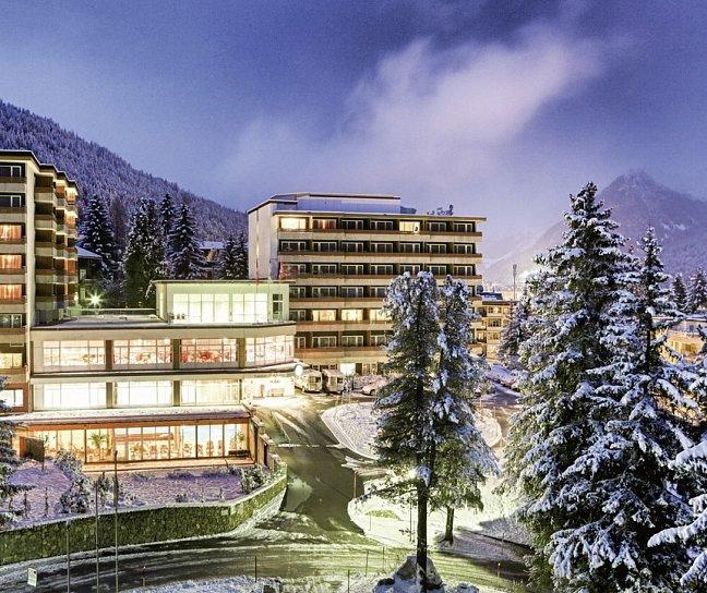 Sunstar Hotel Davos, Schweiz, Graubünden, Davos, Bild 1