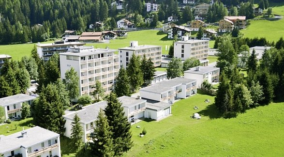 Hotel Solaria Serviced Apartments, Schweiz, Graubünden, Davos-Dorf, Bild 1