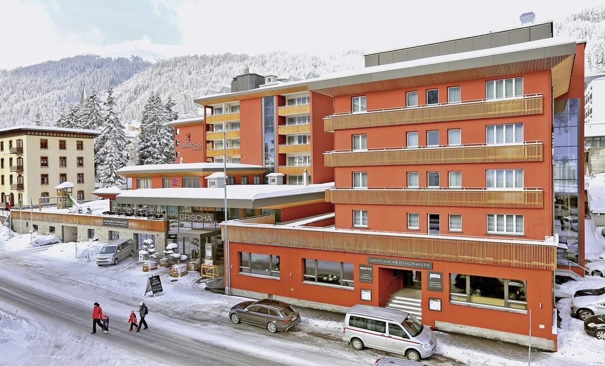 Grischa - DAS Hotel Davos, Schweiz, Graubünden, Davos-Platz, Bild 1