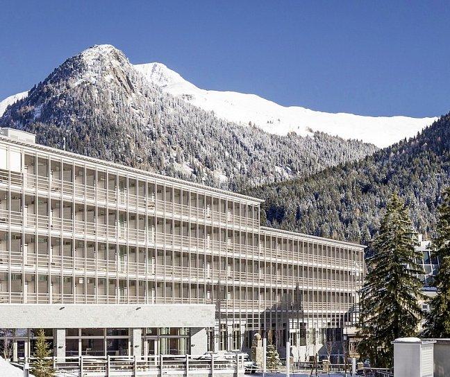 Hotel AMERON Davos Swiss Mountain Resort, Schweiz, Graubünden, Davos, Bild 1