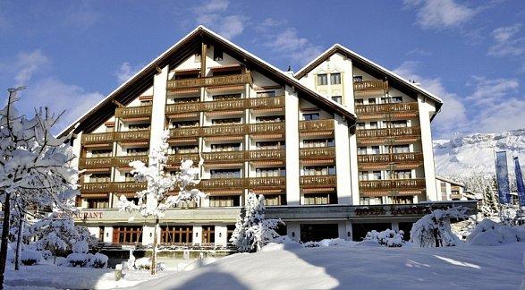 Hotel Laaxerhof, Schweiz, Graubünden, Laax, Bild 1