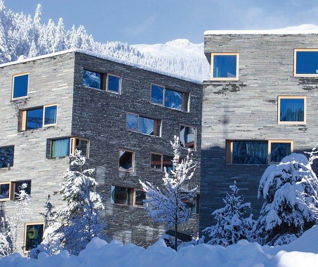 Hotel rocksresort, Schweiz, Graubünden, Laax, Bild 1